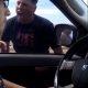 Närvihaige autojuht (video)