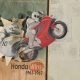 Honda ajalugu kõik ühes käsitsi valmistatud reklaamis, ei mingit arvutigraafikat