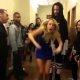 PIINLIK: valge tüdruk üritab Waka Flocka Flame'i ees twerkida
