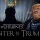 Troonide mäng vs. Donald Trump
