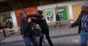 Rootsi võttis vastu ligi 160,000 põgenikku, Austraalia uudiste tiimi rünnatakse tänavaid kontrollivate migrantide poolt… aga siis..
