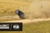 Jari-Matti Latvala avarii katsel SS14 Argentiinas