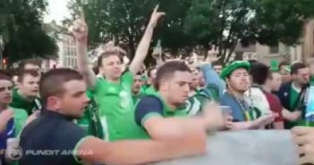 Kas Iiri fännid on EURO2016 staarid? (9 videot)
