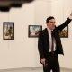 Nõrganärvilistele keelatud: Vene saadik tulistati näituse avamisel surnuks