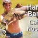 Peab nägema! Hannah Barron on bikiinides kalastuskuninganna