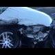 Uskumatu, et keegi selles avariis viga ei saanud – laupkokkupõrke tagajärjel on üks auto keskelt pooldunud