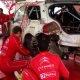 Citroëni rallitiim remondib taha paugu saanud auto 30 minutiga
