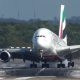 Airbus A380 raske maandumine – balls of steel!