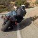 Harley Davidsoniga kuulsal Mulholland Drive-l