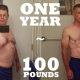 Inspireeriv muutumine – mees võttis aastaga alla ligi 50kg