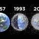 Tänu kosmoseprügile, ei pruugi tulevikus lennud kosmosesse enam võimalikud olla