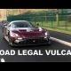 Anonüümne miljonär ostis Aston Martin Vulcani ja lasi selle muuta tänavalegaalseks