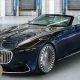Mercedes-Maybach 6 näeb välja nagu see oleks aastast 2058