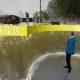 Orkaan Florence lubab endaga kaasa kui 3m üleujutused