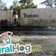 Rong liikus läbi veoki nagu sahk läbi lume – õnneks ei saanud keegi vigastada