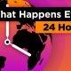 Uskumatu: vaata mis juhtub maailmas järgmise 24 tunni jooksul