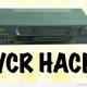 Häkime VCR mängijat