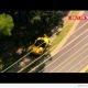 Varastatud Porsche teeb avarii