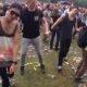 Reivijad tantsivad enda teadmata Benny Hilli järgi (video)