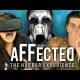 Keskkooli õpilased mängivad Oculus Riftiga õudusmängu