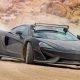 Kahe McLareniga kõrbesse telkima – sounds fun!