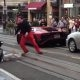 Lugupidamatu jõmpsikas jookseb üle $882,650 maksva Lamborghini ja saab oma karistuse