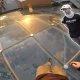 Inglismaa kutid ronivad kaubanduskeskuse katusele, kuid seik ei lõppe hästi
