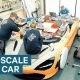 Täismõõdus lego klotsidest McLaren 720S