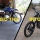 Sul pole raha uue ratta jaoks? Kutt ostis $280 eest krossika ja ehitas selle ümber vintage mootorrattaks