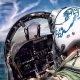 Vaade kokpitist: F/A-18 Super Horneti õhkutõus USS Theodore Roosevelt lennukikandjalt