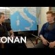 Conan O'Brien ja tema veider produtsent Jordan Schlansky planeerivad trippi Itaaliasse