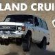 James Pumphrey räägib sulle kõik, mida sa Toyota Land Cruiserist teadma pead