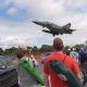 Videokompilatsioon madalalt lendavatest reaktiivlennukitest