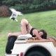 Vahepeal Bam Margera residentsis – Bam proovib oma uue drooniga vibraatori oma tüdruksõbra jalgevahele lennutada