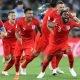 Inglismaa fännid oskavad alles kaasa elada – vaata nende reaktsioone viimasele mängule Kolumbiaga