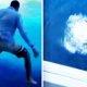 Mees jäi imekombel ellu peale seda, kui otsustas kruiisilaeva kajuti rõdult vette hüpata
