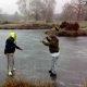ÄRA KODUS PROOVI: Vene rulett jäätunud järvel