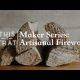 Hipsteritele võib kõike müüa – Artisanal Firewood eksklusiivsed küttepuud 🤣