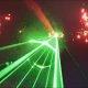 Ilutulestik ei ole enam kunagi endine! Vaata seda vägevat valgusšõud pürotehnika, lennuki ja laseritega