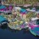 Äge: off-grid ujuv saareke, kus paarike aasta läbi elab