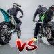 Bike vs. krossimootorratas