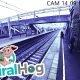 Julge naine päästab depressioonis mehe rongi ette hüppamast